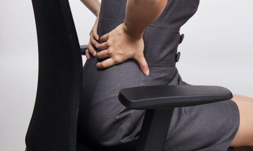 καθιστική εργασια και πόνος στη μέση